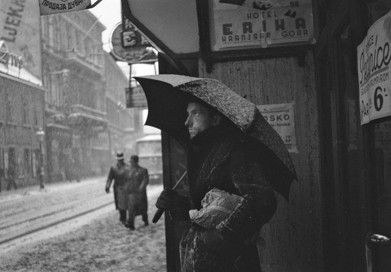 Sleet, 1939. by Tošo Dabac