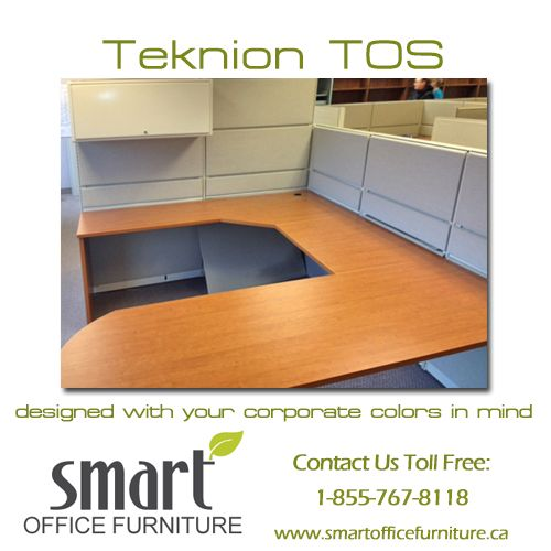 We Are Bc 39 S Largest Refurbisher Of Teknion 39 S Tos Panel