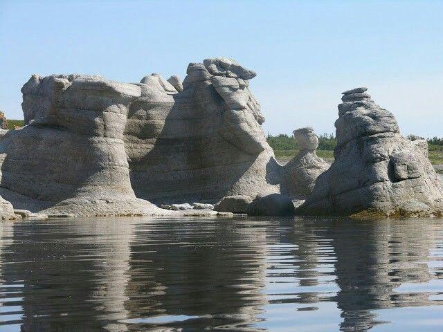 Parcs Canada - Réserve de parc national de l'Archipel-de-Mingan