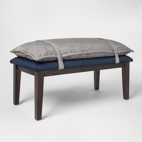Perfect Perfect For Modern And Contemporary Decor Styles, The Pillow Top Bench By  Project 62™