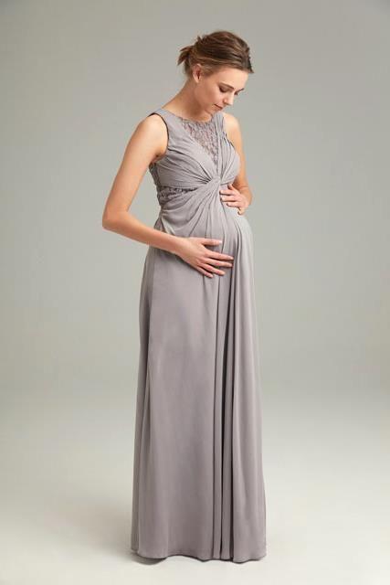 Oleg Cassini Hamile Abiye Modelleri 1 The Dress Moda Stilleri Elbise