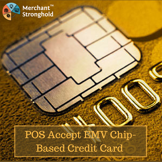 Pos Terminal Can Accept Chip Based Emv Credit Card Credit Card Emv Pos
