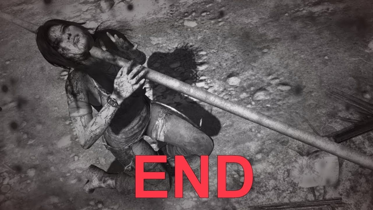 Tomb Raider 2013 Gameplay Walkthrough Part 22 End Part Ending
