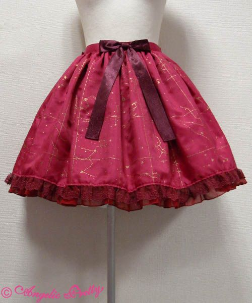 Angelic Pretty Twinkle Skyスカート