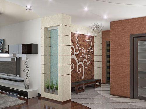 Magnetic Family Room Decor