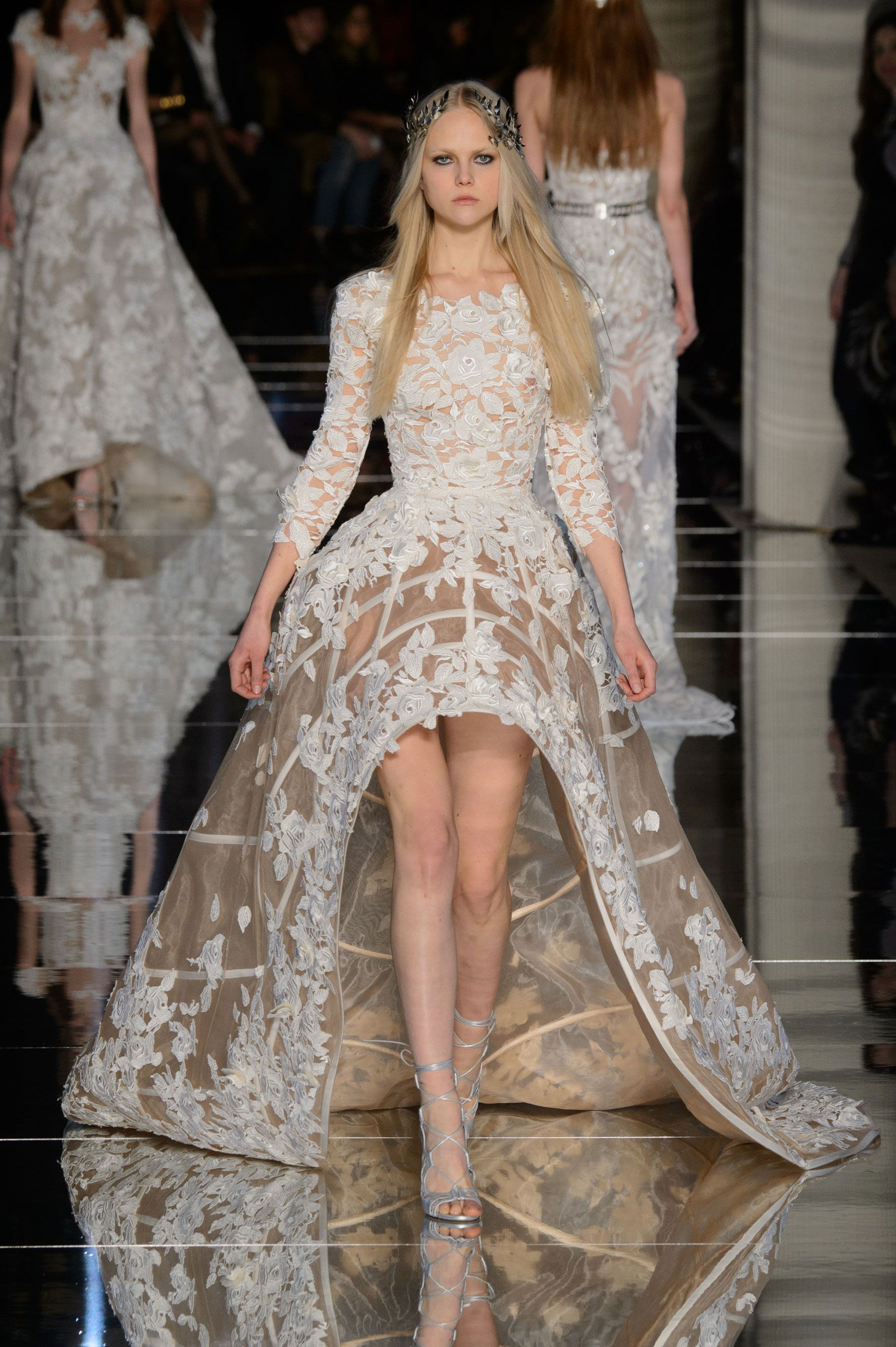 The Best Gowns From Paris Couture Week | Zuhair murad, Couture and Gowns