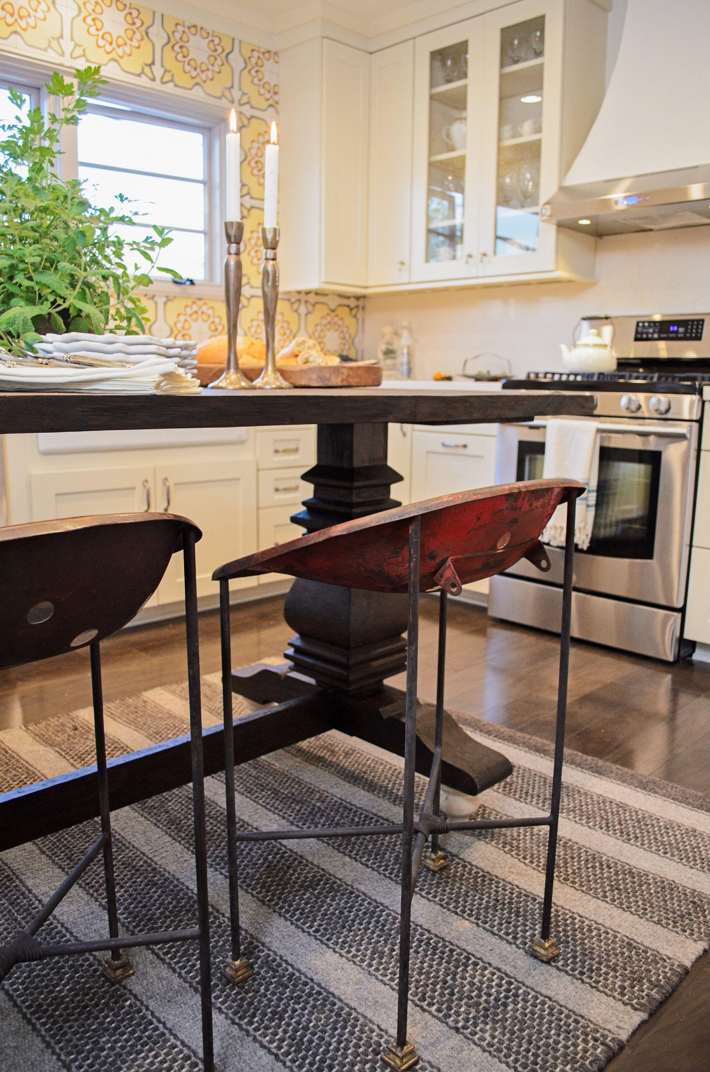 Dreambuilders Designer Lukas Re Designed Kitchen Teamred Design Renovation Homeimprovem Bar Height Kitchen Table Dining Table In Kitchen Kitchen Design