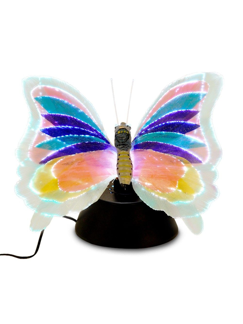 Fibre optic butterfly table lamp karen buy herself pinterest fibre optic butterfly table lamp mozeypictures