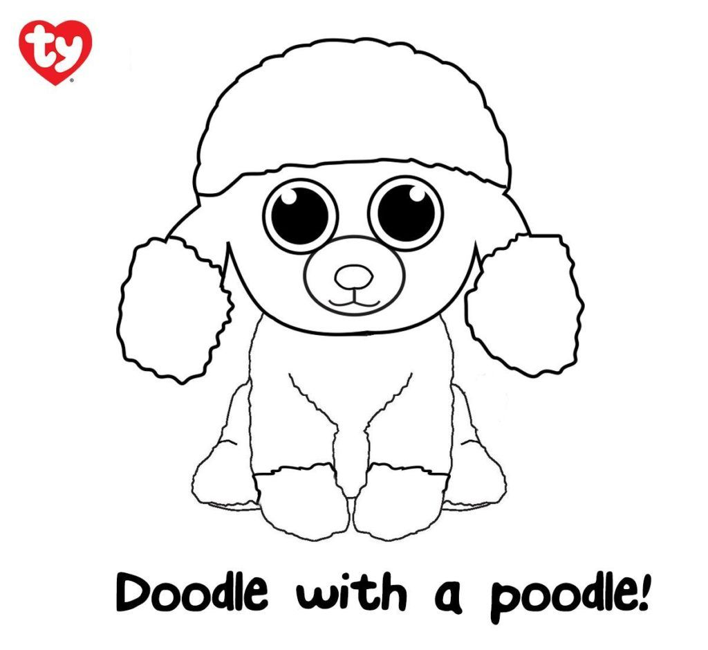 - Beanie Boo Coloring Pages Baby Coloring Pages, Penguin Coloring