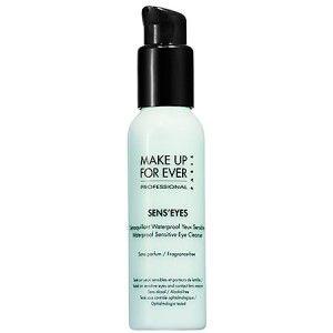 Makeup Forever Sens Eye Makeup Remover. Best water proof eye makeup remover I've used.