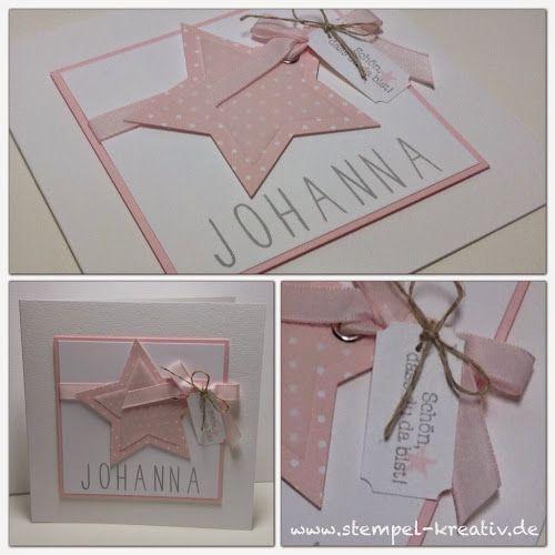 kreativ karten gestalten baby pinterest karten basteln baby karten kinder und babykarten. Black Bedroom Furniture Sets. Home Design Ideas
