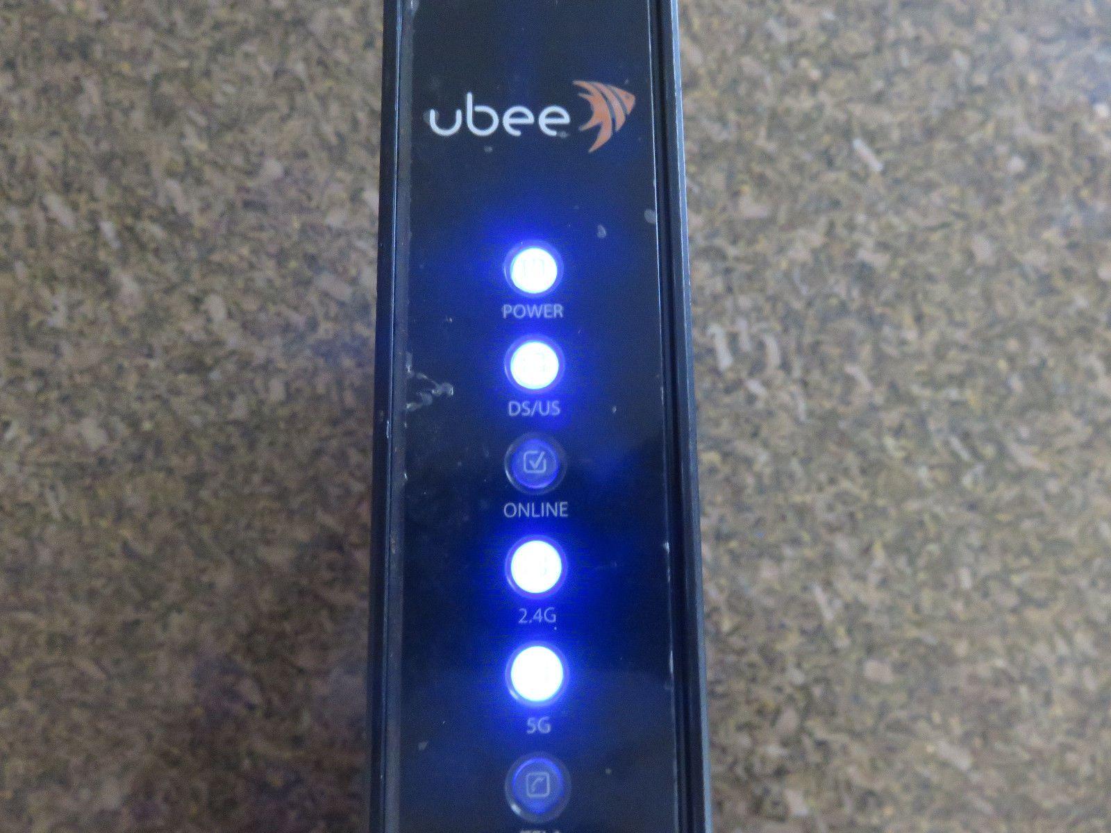 UBEE TWC DVW32CB Wireless Modem Gateway DOCSIS 3 0 | Common