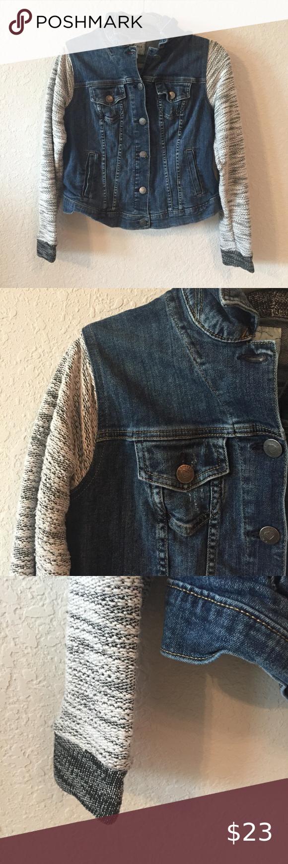 Torrid Sweater Jean Jacket Sweaters And Jeans Jean Jacket Jackets [ 1740 x 580 Pixel ]