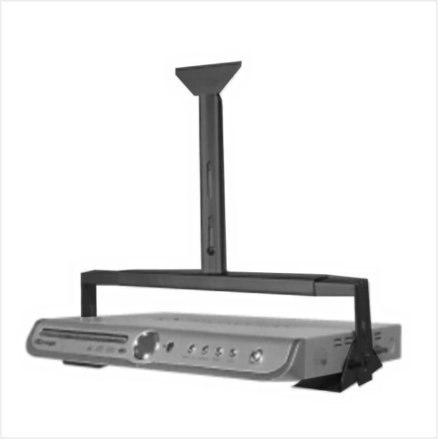 DVD-T     Altura: 11 cm altura regulable   Ancho: 30 a techo   Peso: Soporta hasta 30kg