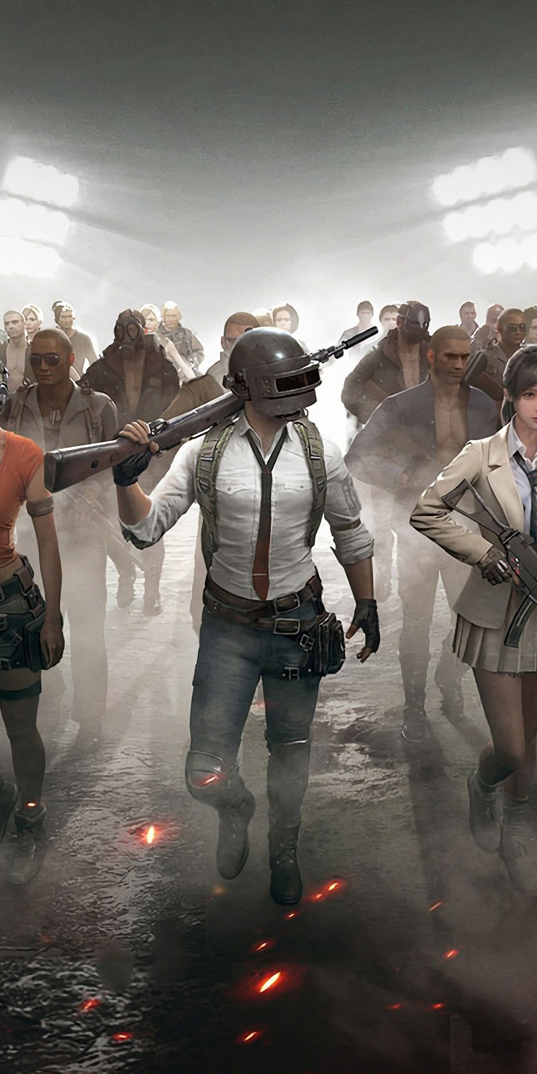 Pubg Playerunknown S Battlegrounds Video Game Characters 2018 1080x2160 Wallpaper Hd Wallpapers For Mobile Mobile Wallpaper Gaming Wallpapers