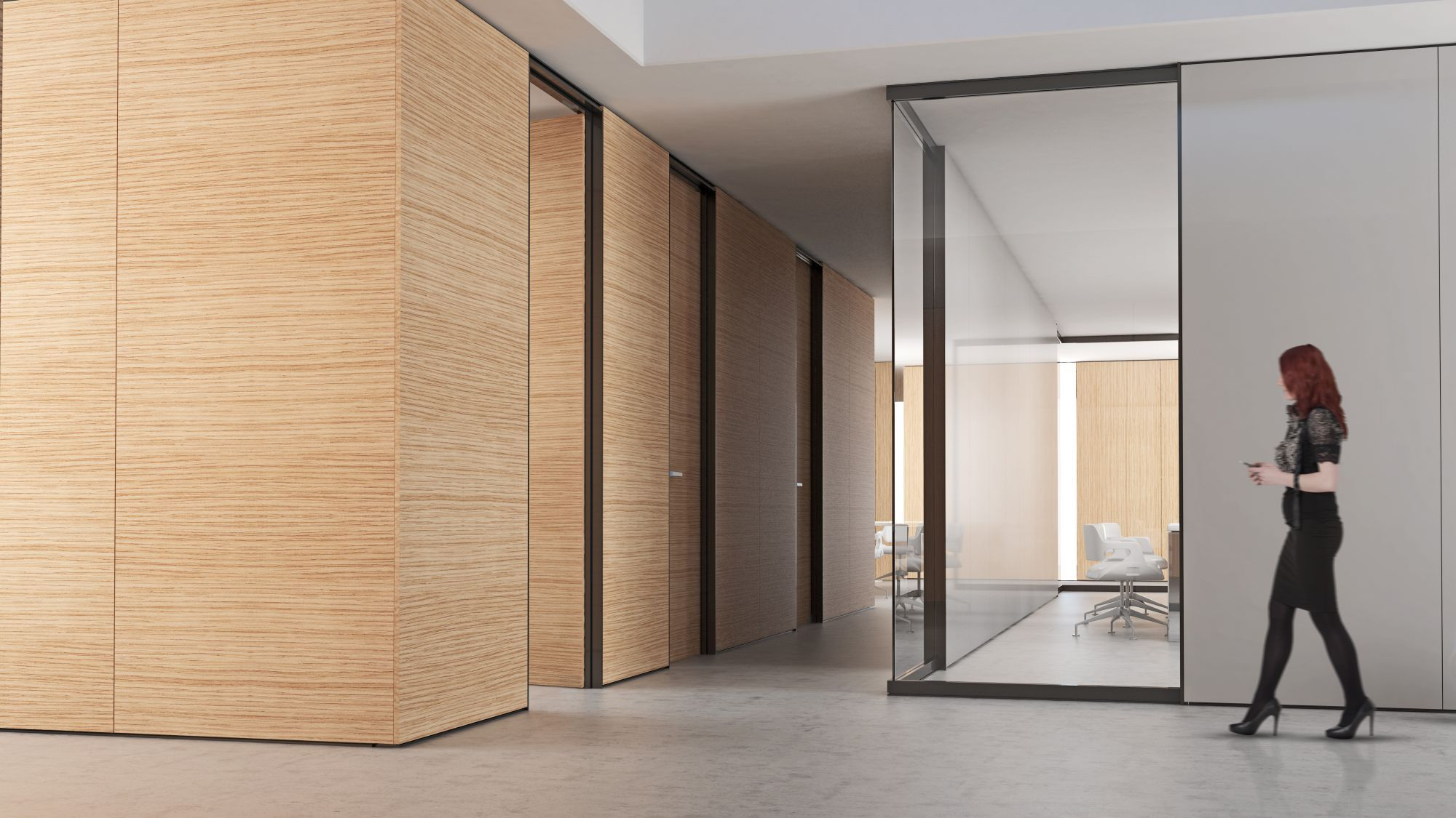 Beau CGarchitect   Professional 3D Architectural Visualization User Community |  Modular Office Wall Partitions   5