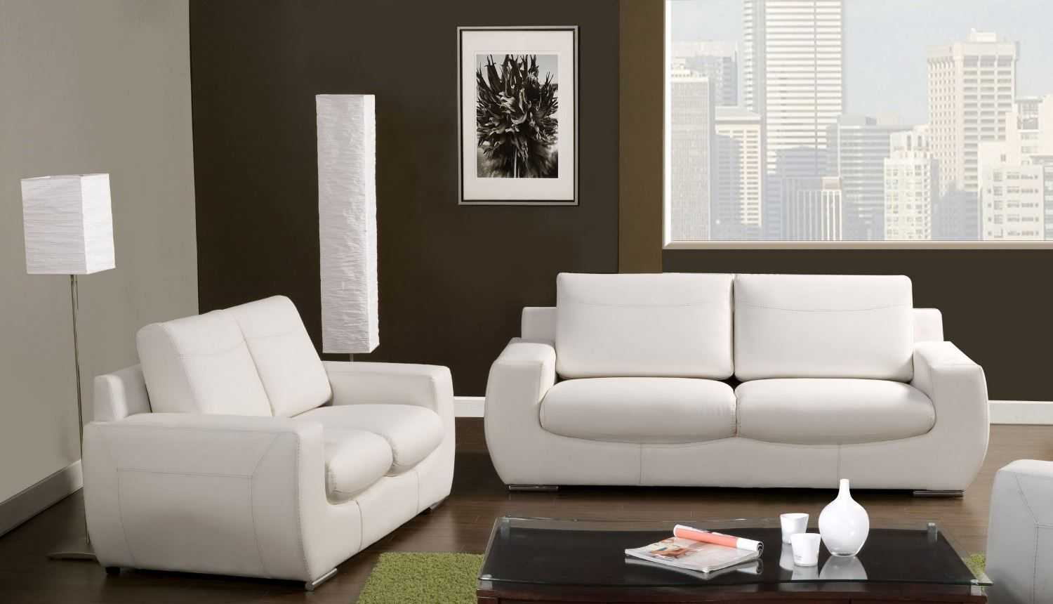 How To Clean Your White Leather Sofa To Keep It Bright As New White Leather Sofas White Leather Couch Rustic Sofa
