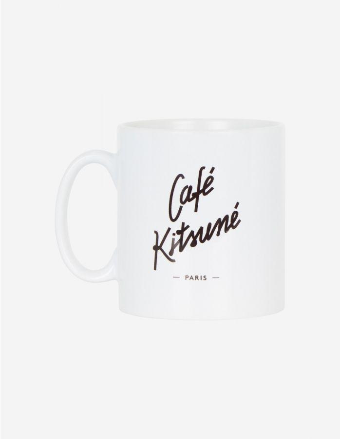 MUG CAFE KITSUNE #ceramiccafe