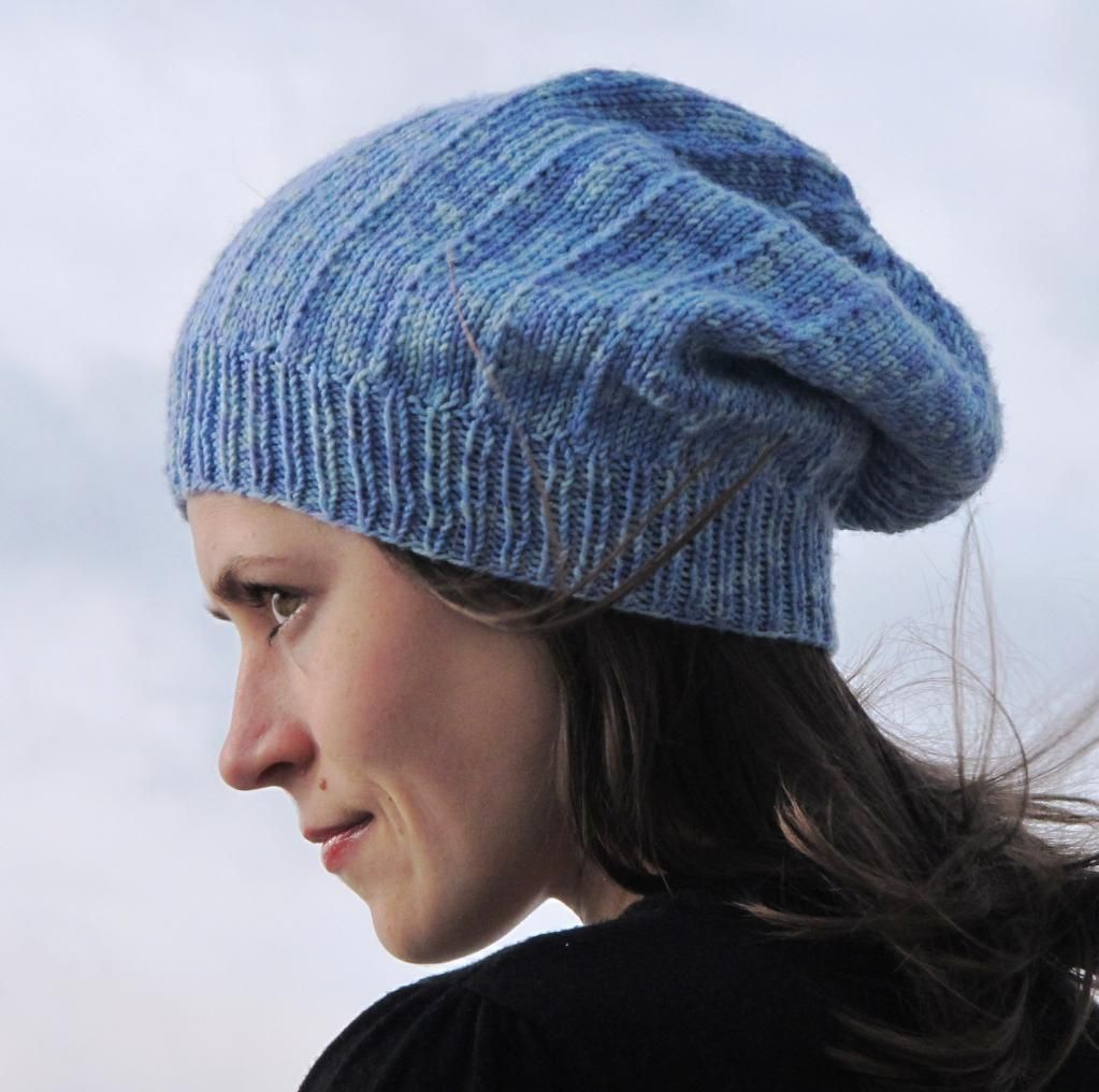 Slouchy Hat Knitting Patterns   Slouchy hat, Free pattern and Patterns