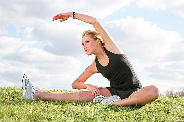 Tập thể dục thể thao rất tốt cho phòng chống ung thư vú