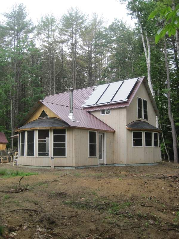 Build Your Own House Packages >> Firstday Cottage House Kits For Owner Builders Build Your Own Home