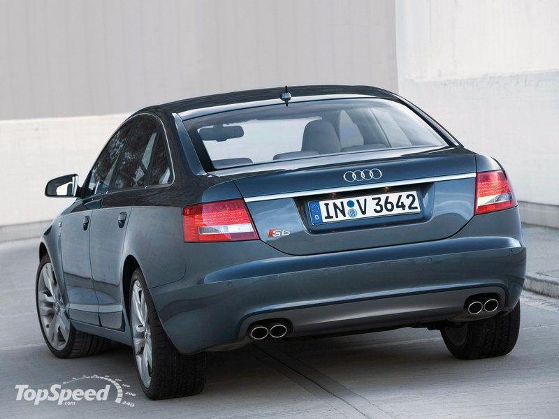 2007 Audi S6 picture - doc47811