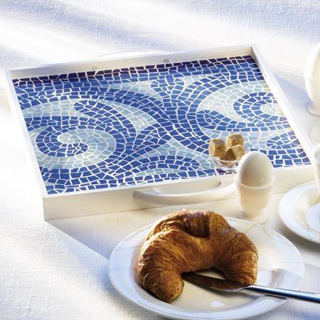 Mosaik selbst gestalten my detraiteurvannederland blog - Aussenwand gestalten ...