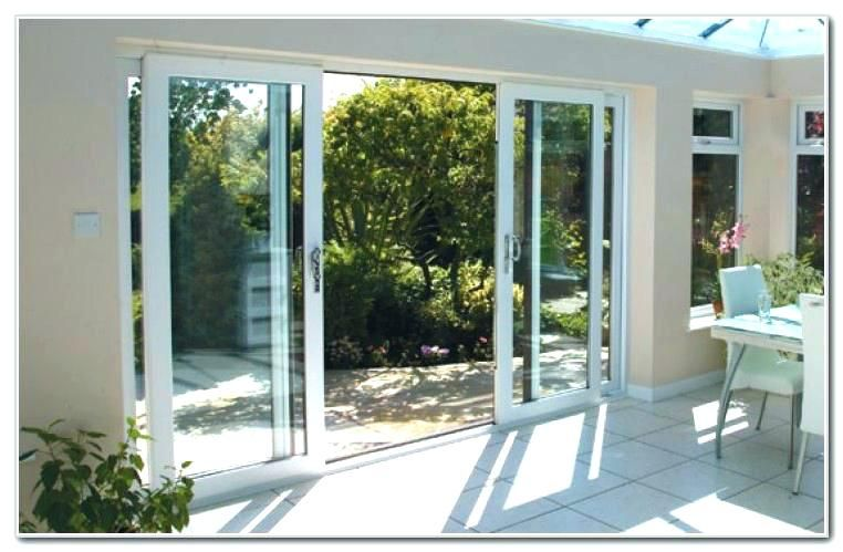 Image Result For 4 Panel Sliding Door Sliding Glass Doors Patio Glass Doors Patio Patio Doors
