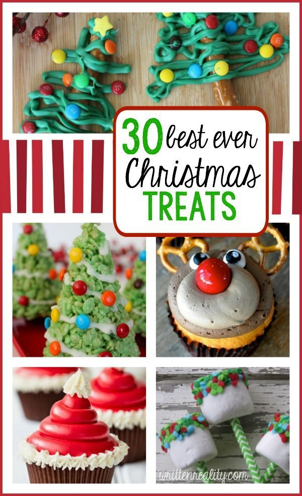 30 christmas treats every kid will love christmas desserts 30th and food