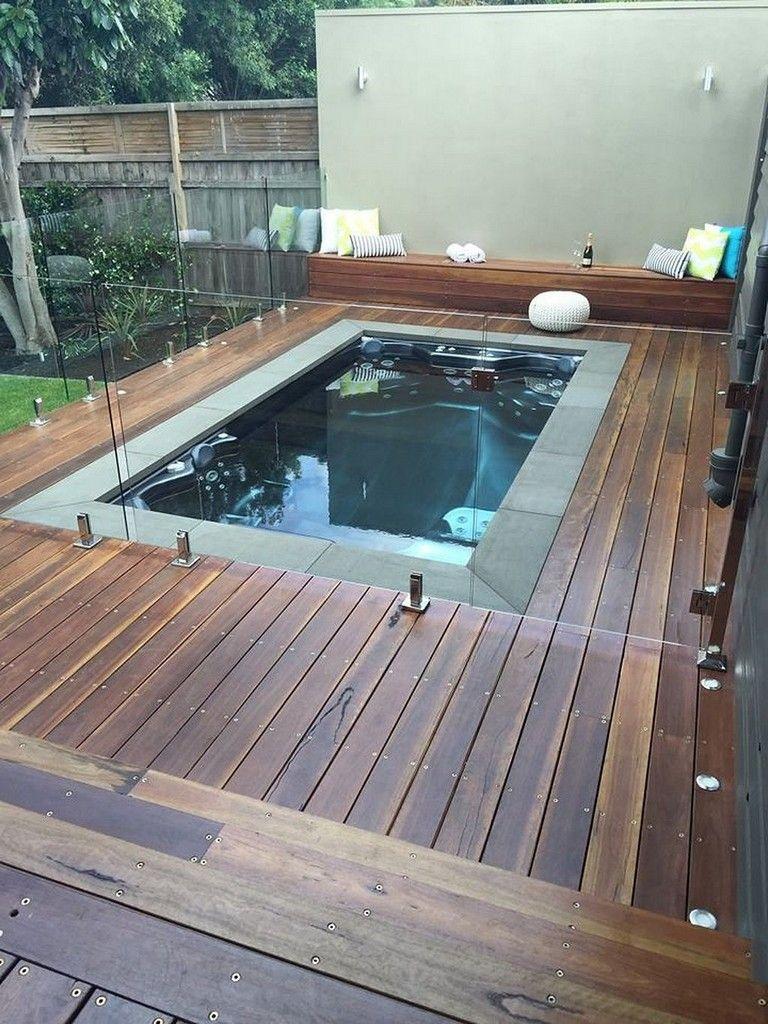 45 luxury backyard swimming pool designs swimming swimmingpools swimmingpooldesign pool - Luxury above ground pools ...