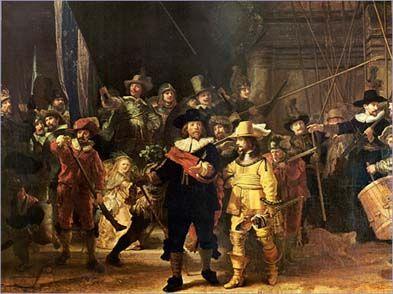 Nachtwacht Rembrandt Rembrandt Schilderijen Rembrandt Kunstgeschiedenis