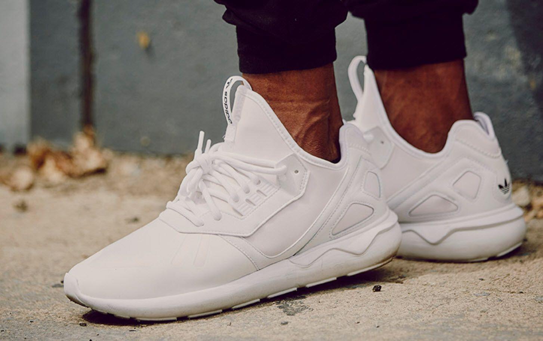 adidas originali tubulare runner: bianco shoesss pinterest