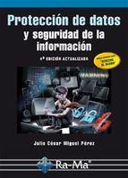 Resultado de imagen para Protección de datos y seguridad de la información: guía práctica para ciudadanos y empresas. portada