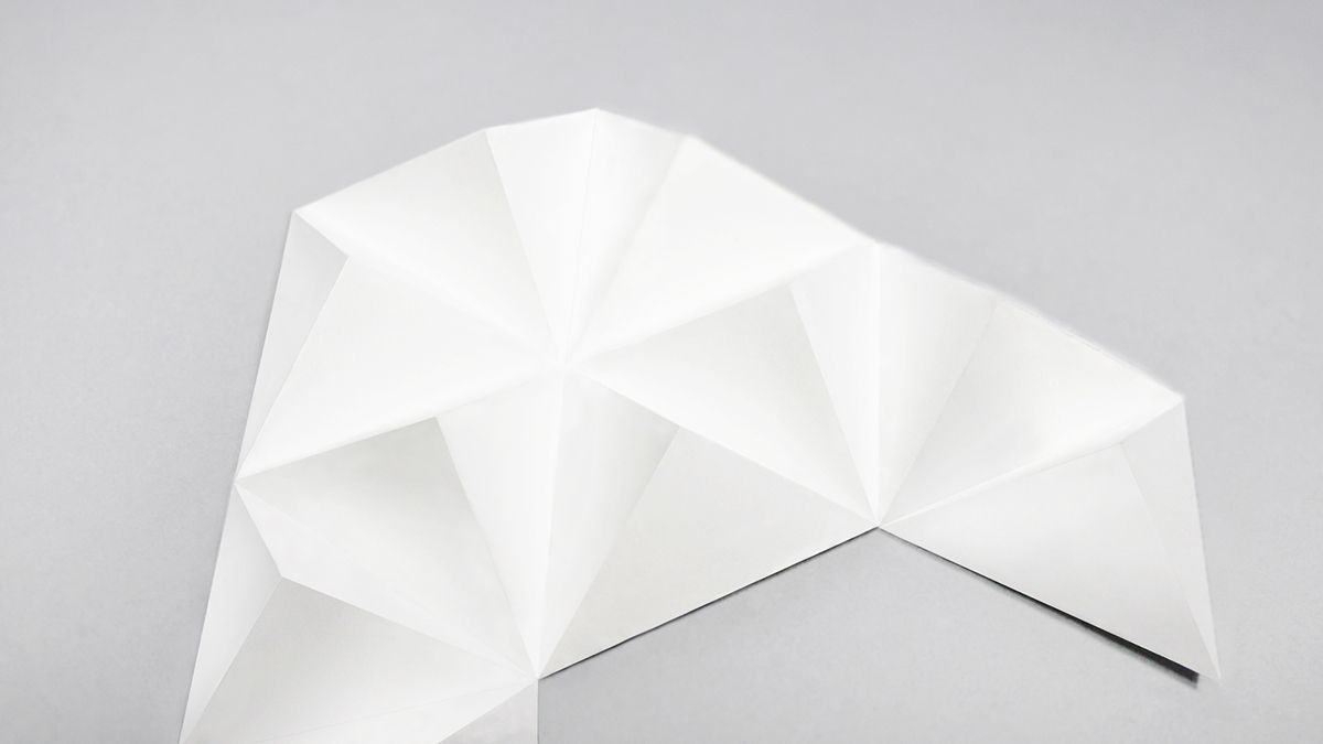 TYPOGRAPHY: Paper Series on Behance