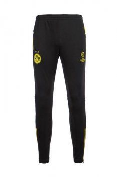 1f02fc393d5e Dortmund 16-17 Season Champion Black Soccer Long Pants  H358 ...