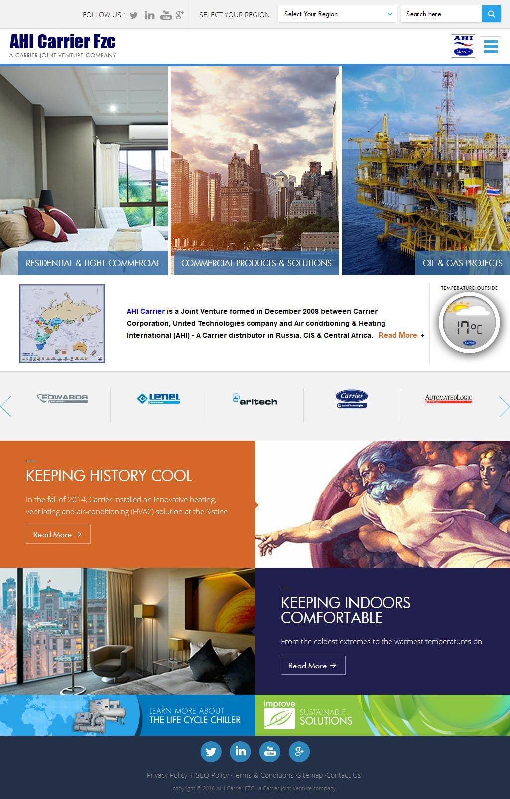Airconditioning & Heating International Fze Air