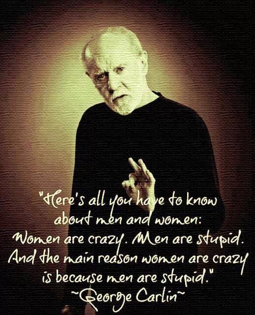 Love George Carlin.