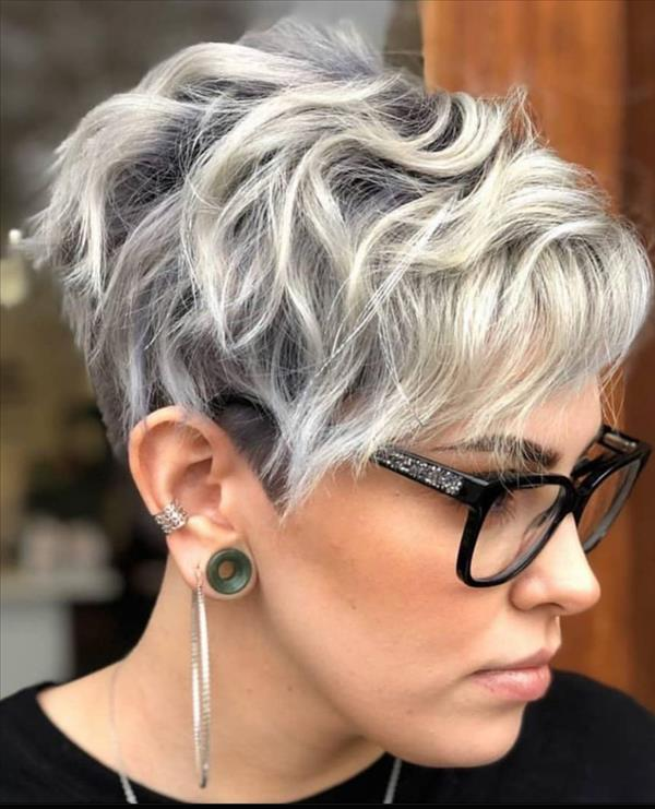 60 Chic short pixie hairstyle design,shorter is co