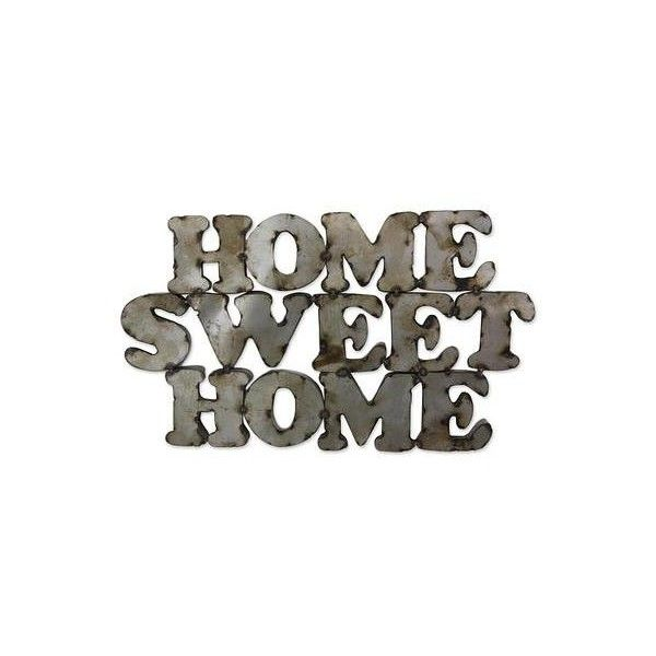 NOVICA Rustic Steel Wall Sign Handmade in Mexico (3,280 PHP ...