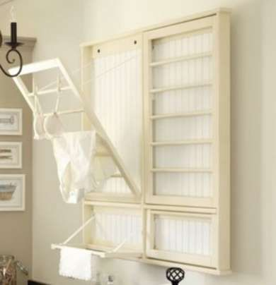 So You Want To Install A Laundry Chute Laundry Room Drying Rack Drying Rack Laundry Laundry Room Diy