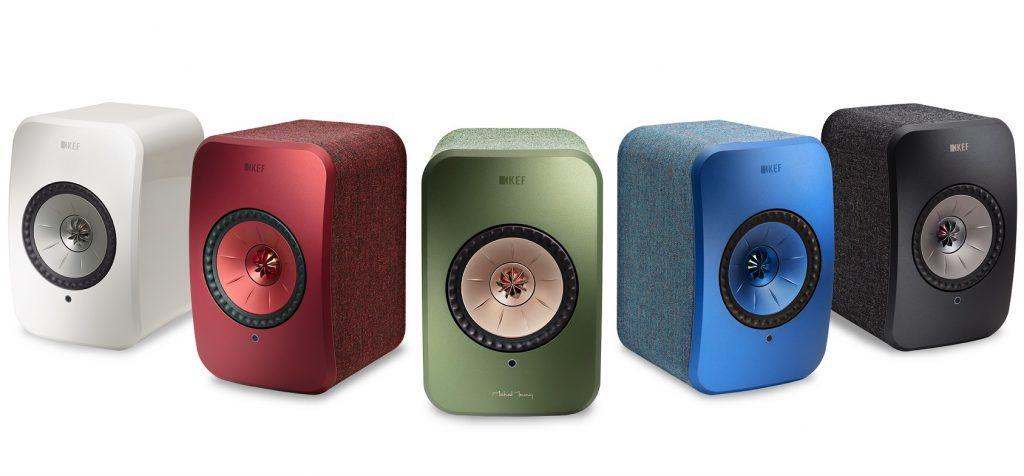 KEF LSX Wireless Music System #musicsystem