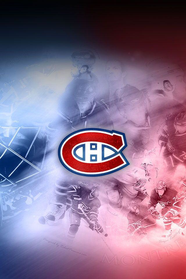 Montreal Canadiens Download Iphone Ipad Wallpaper At Freeios7 Com Canadiens Nhl Wallpaper Montreal Canadiens