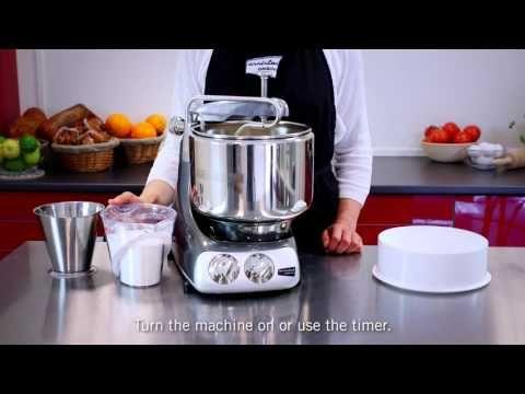 schwedische küchenmaschine