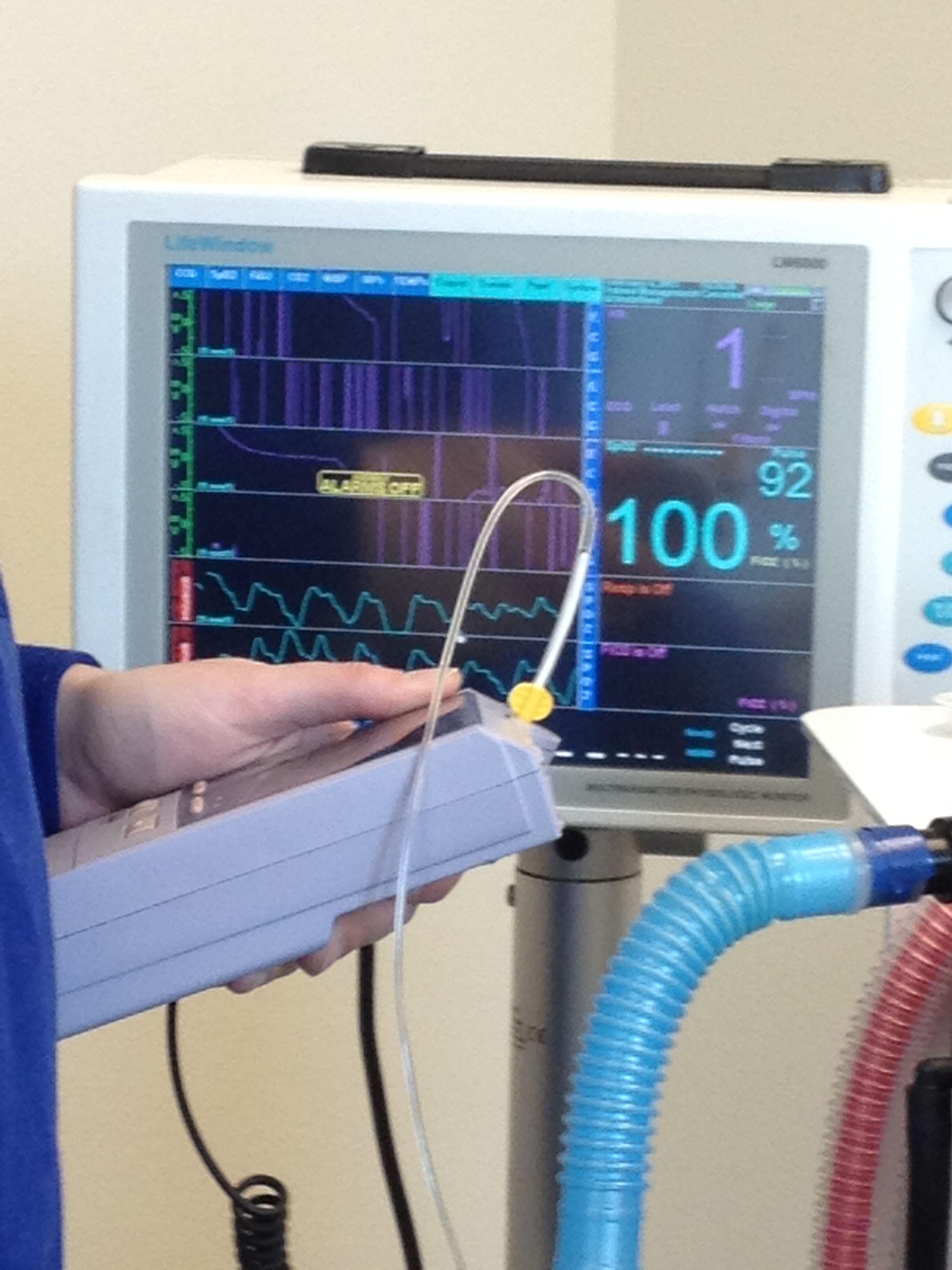 Anesthesia monitoring veterinary anesthesia nurse
