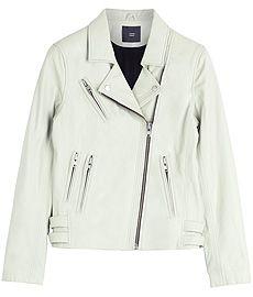 Vintage Leather Biker Jacket from STEFFEN SCHRAUT