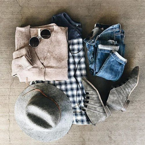 Weekend outfit inspo. Shop the look at www.brickandmain.com 😎