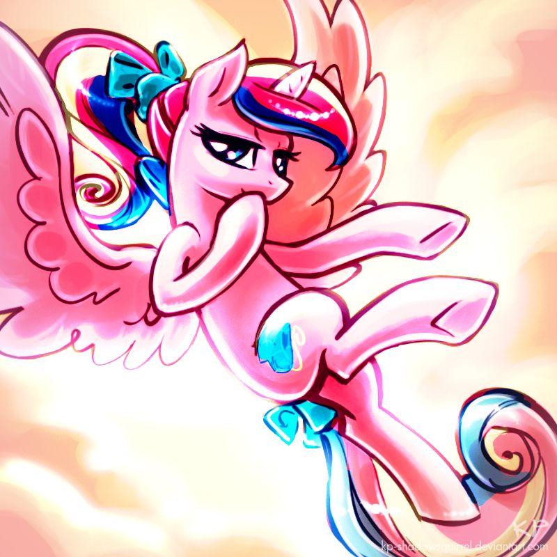 Mi Amore Cadenza Princess Cadence My Little Pony ... - photo#17