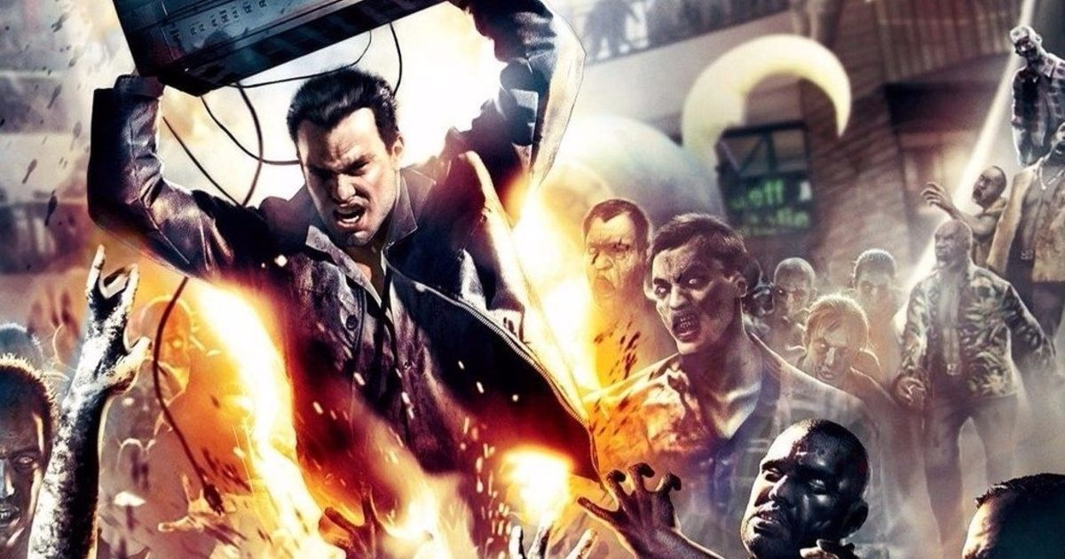 Looks like the original Dead Rising is headed to PS4 • /r