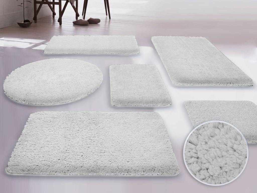 Extra Large White Bath Rugs Bath Rugs Vanities Pinterest - White bathroom mat set for bathroom decorating ideas
