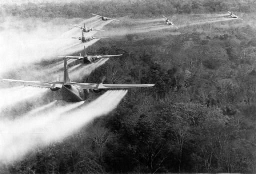 Image result for royalty free images of Agent Orange spraying